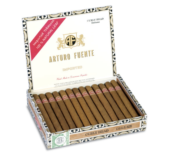 Arturo Fuente Arturo Fuente CURLY HEAD DELUXE MADURO 25CT BOX