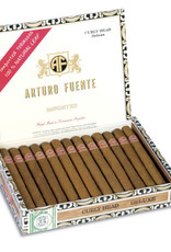 Arturo Fuente Arturo Fuente CURLY HEAD DELUXE NATURAL 25CT BOX