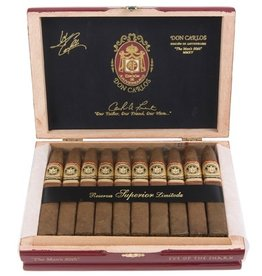 Arturo Fuente ARTURO FUENTE DON CARLOS EYE OF THE SHARK 20CT. BOX