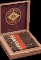 J.C. NEWMAN DIAMOND CROWN MADURO ROBUSTO #4 15CT BOX