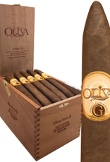 OLIVA FAMILY CIGARS OLIVA G CAMEROON CHURCHILL SINGLE