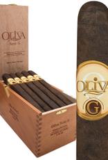 OLIVA FAMILY CIGARS OLIVA G MADURO ROBUSTO SINGLE