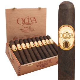 OLIVA FAMILY CIGARS OLIVA O MADURO CHURCHILL SINGLE