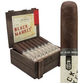 Alec Bradley Cigar Co. ALEC BRADLEY BLACK MARKET GORDO SINGLE