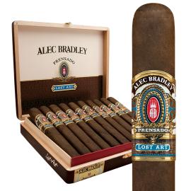 Alec Bradley Cigar Co. ALEC BRADLEY PRENSADO LOST ART 5X52 ROBUSTO 20CT. BOX