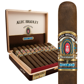Alec Bradley Cigar Co. ALEC BRADLEY PRENSADO LOST ART 6.25X52 GRAN TORO 20CT. BOX