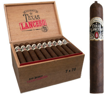 Alec Bradley Cigar Co. ALEC BRADLEY TEXAS LANCERO 7X70 SINGLE