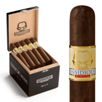 Asylum Cigars ASYLUM INSIDIOUS MADURO 64X7 single