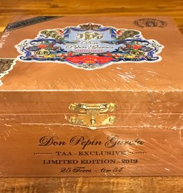MY FATHER CIGAR CO. DON PEPIN  TAA 2019 TORO 6x54 25CT. BOX