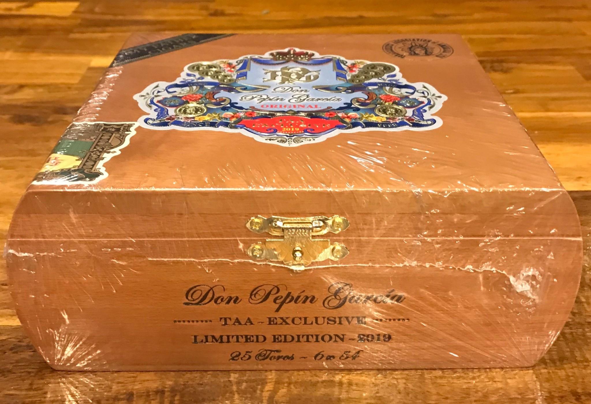 MY FATHER CIGAR DON PEPIN GARCIA TAA 2019 TORO 6x54 single
