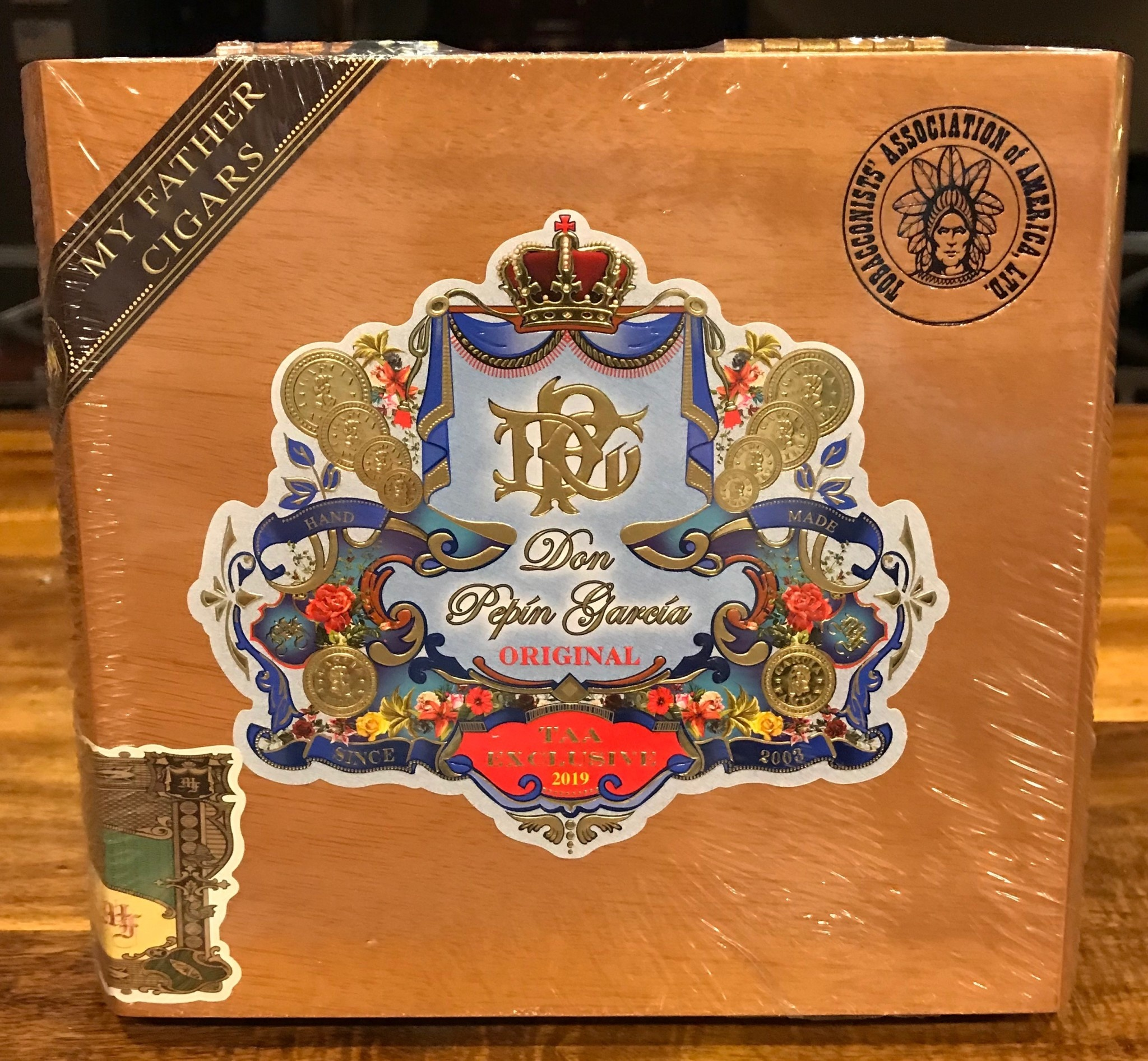 MY FATHER CIGAR CO. DON PEPIN GARCIA TAA 2019 TORO 6x54 single