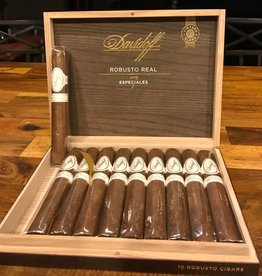 DAVIDOFF OF GENEVA (CT) INC. DAVIDOFF LIMITED EDITION LE 2019 ROBUSTO REAL ESPECIALES 7 10ct. BOX