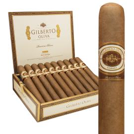 OLIVA FAMILY CIGARS GILBERTO BLANC 5.75X43 single