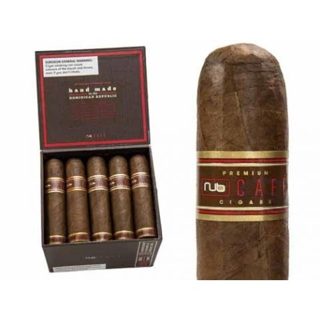 OLIVA NUB CAFE DOUBLE MACCHIATO 4X60 20CT. BOX