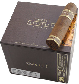 OLIVA NUB CAFE TRIPLE ESPRESSO 4X60 20CT. BOX