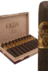 OLIVA FAMILY CIGARS OLIVA V MADURO DOUBLE ROBUSTO 5X54 10CT. BOX