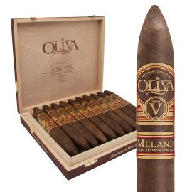 OLIVA FAMILY CIGARS OLIVA V MELANIO CHURCHILL 10ct. box