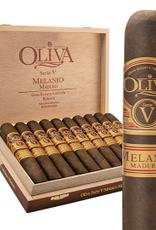 OLIVA FAMILY CIGARS OLIVA V MELANIO MADURO CHURCHILL 10CT. BOX