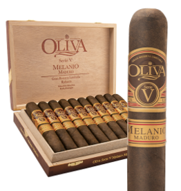 OLIVA FAMILY CIGARS OLIVA V MELANIO MADURO CHURCHILL 10CT. BOX
