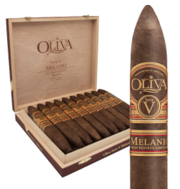 OLIVA FAMILY CIGARS OLIVA V MELANIO NO.4 PETITE CORONA 10CT. BOX