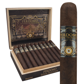 PERDOMO PERDOMO ESV ESTATE SELECCION VINTAGE MADURO 6.5X60 PHANTOM 20CT. BOX