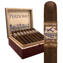 PERDOMO PERDOMO LOT 23 MADURO ROBUSTO 24ct. BOX