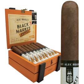 Alec Bradley Cigar Co. ALEC BRADLEY BLACK MARKET ESTELI GORDO 22CT. BOX