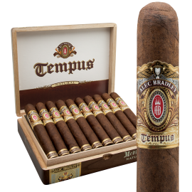Alec Bradley Cigar Co. ALEC BRADLEY TEMPUS NATURAL MEDIUS 6 20CT. BOX