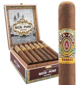 Alec Bradley Cigar Co. ALEC BRADLEY NICA PURO ROSADO ROBUSTO 20CT. BOX