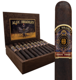 Alec Bradley ALEC BRADLEY MAGIC TOAST ROBUSTO 5X52 single