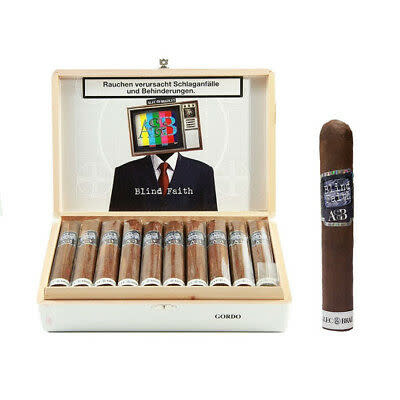 Alec Bradley Cigar Co. ALEC BRADLEY BLIND FAITH ROBUSTO single