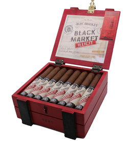Alec Bradley Cigar Co. ALEC BRADLEY BLACK MARKET ILLICIT TAA TORO single