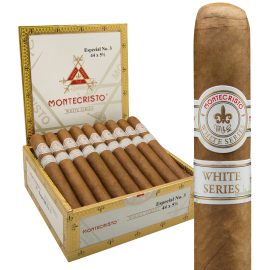 Montecristo MC MONTECRISTO WHITE CHURCHILL 27ct. BOX