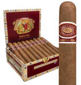 Romeo y Julieta RYJ RESERVA REAL ROBUSTO BOX