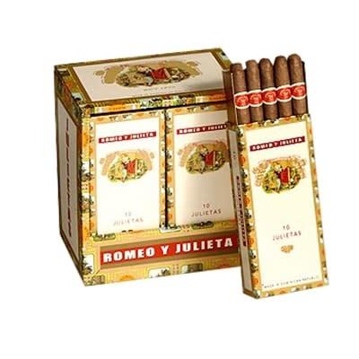 Romeo y Julieta RYJ 1875 JULIETAS 6 PACK BOX