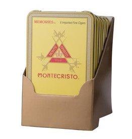 Montecristo MONTECRISTO Classic MEMORIES 6CT. TIN 5CT. BOX