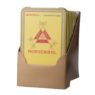 Montecristo MONTECRISTO MEMORIES 6CT. TIN 5CT. BOX