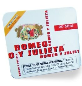 Romeo y Julieta RYJ WHITE FRESH PACK MINI BOX
