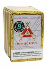 Montecristo MONTECRISTO WHITE PRONTOS PETITES 6CT. TIN 5CT. BOX