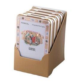 Romeo y Julieta RYJ 1875 ROMEOS 6CT TIN BOX 5CT