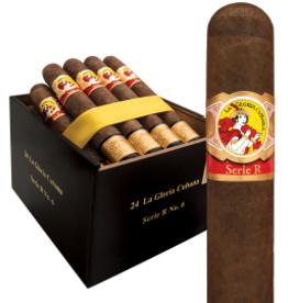 La Gloria Cubana LGC SERIE R NO.6 MADURO BOX