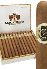 Macanudo MACANUDO HYDE PARK CAFE BOX 25