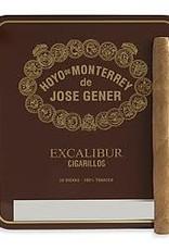 Hoyo de Monterrey HOYO EXCALIBUR CIGARILLOS 20CT. TIN 10ct. BOX