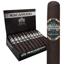 Macanudo MACANUDO INSPIRADO BLACK REVAMP TORO 5.5X54 20CT. BOX