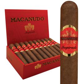 Macanudo MACANUDO INSPIRADO ORANGE GIGANTE 20CT. BOX