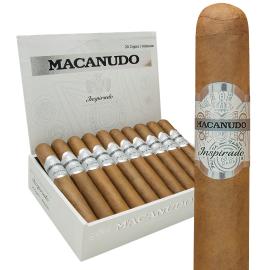 Macanudo Macanudo Inspirado White Robusto Tube 20ct. BOX