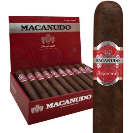 Macanudo MACANUDO INSPIRADO RED TORO 6X50 20CT. BOX