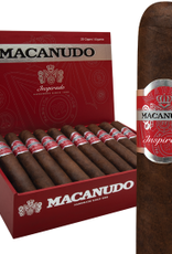 Macanudo MACANUDO INSPIRADO RED ROBUSTO 5X50 BOX PRESS 20CT. BOX
