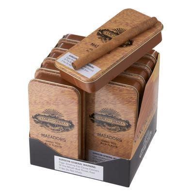 SANCHO PANZA MATADORS 10ct. BOX