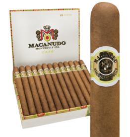Macanudo MACANUDO CAFE CRYSTAL 8CT BOX